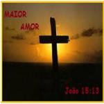 Logo da emissora Rádio Maior Amor