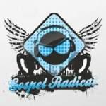 Logo da emissora Rádio Gospel Radical