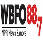 Logo da emissora WBFO 88.7 FM HD2