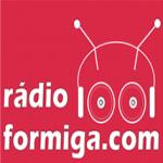 Logo da emissora Rádio Formiga
