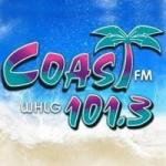 Logo da emissora Radio WHLG 101.3 FM