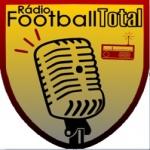 Logo da emissora Rádio Football Total