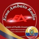 Logo da emissora Radio Ecua Ambato