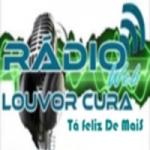 Logo da emissora Rádio Louvor Cura