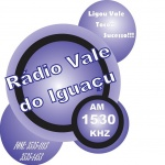 Logo da emissora Radio Vale do Iguaçu 1530 AM