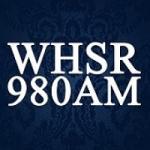 Logo da emissora Radio WHSR 980 AM