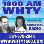 Logo da emissora Radio WHTY 1600 AM
