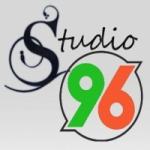 Logo da emissora Studio 96