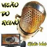 Logo da emissora Vis�o do Reino R�dio Web