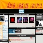 Logo da emissora R�dio Brasil Gospel
