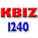 Logo da emissora Radio KBIZ 1240 AM