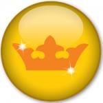 Logo da emissora Rádio Jovempan Gold