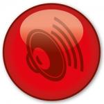 Logo da emissora Rádio Jovempan Funk