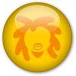 Logo da emissora Rádio Jovempan Reggae