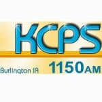 Logo da emissora Radio KCPS 1150 AM