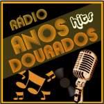 Logo da emissora Rádio Hits Anos Dourados