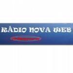 Logo da emissora Rádio Nova Web