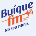 Logo da emissora Rádio Buique 104.9 FM