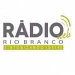 Logo da emissora R�dio Rio Branco Web