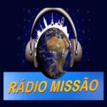 Logo da emissora Rádio Missão Online