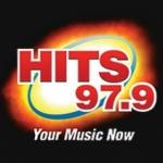 Logo da emissora WMGA 97.9 FM