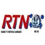 Logo da emissora Rádio TV Notícia Cambará