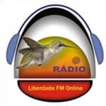 Logo da emissora R�dio Liberdade FM Online