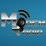 Logo da emissora Modern Radio - Pop Rock