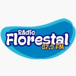Logo da emissora R�dio Florestal 87.9 FM