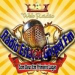 Logo da emissora Rádio Estação Gospel FM