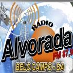 Logo da emissora R�dio Alvorada 87.9 FM