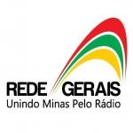 Logo da emissora Rádio Gerais 107.7 FM