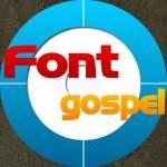 Logo da emissora Web Rádio Font Gospel