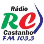 Logo da emissora Rádio Castanho 103.3 FM