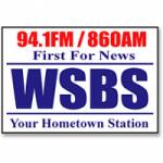 Logo da emissora Radio WSBS 94.1 FM 860 AM