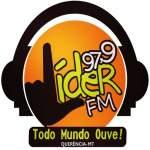 Logo da emissora Radio L�der Xingu FM 97.9