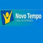 Logo da emissora Rádio Novo Tempo Recife