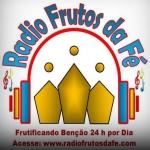 Logo da emissora Rádio Frutos da Fé