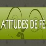 Logo da emissora Rádio Atitudes de Fé
