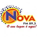 Logo da emissora R�dio Nova 89.3 FM