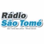 Logo da emissora Rádio São Tomé FM
