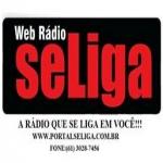 Logo da emissora Web Rádio Se Liga
