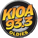 Logo da emissora Radio KIOA 93.3 FM
