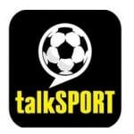 Logo da emissora Talk Sport Espanhol