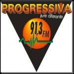 Logo da emissora Rádio Progressiva FM