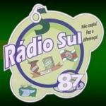 Logo da emissora Rádio Sul 87.9 FM
