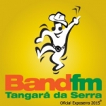 Logo da emissora R�dio Band 92.1 FM
