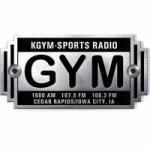 Logo da emissora Radio KGYM 1600 AM