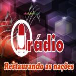 Logo da emissora Rádio Restaurando as Nações