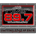 Logo da emissora Radio KIWR The River 89.7 FM